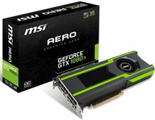 MSI GeForce GTX 1080 TI AERO 11G OC Graphics Card